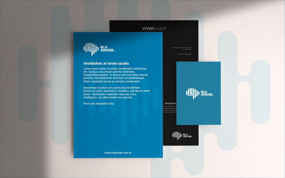Criação de Papelaria, Criação de Impressos, Criação de Identidade Visual